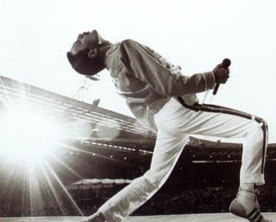 RIP – Freddie Mercury    but I digress