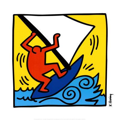 Keith Haring | ... but I digress