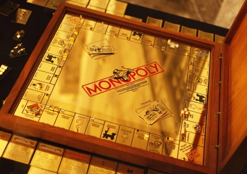Monopoly Gold