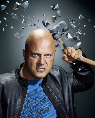 The Daily Hotness – Michael Chiklis | ... but I digress