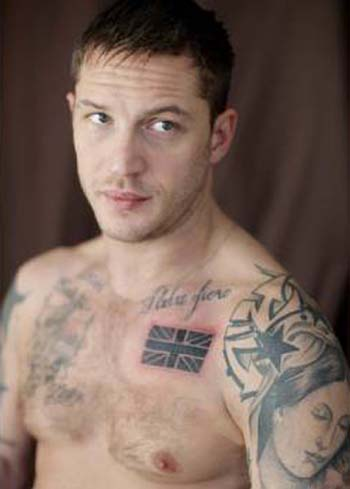 The Daily Hotness – Tom Hardy | ... but I digress