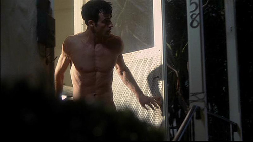Justin Theroux Six Feet Under The Daily Hotness – ...