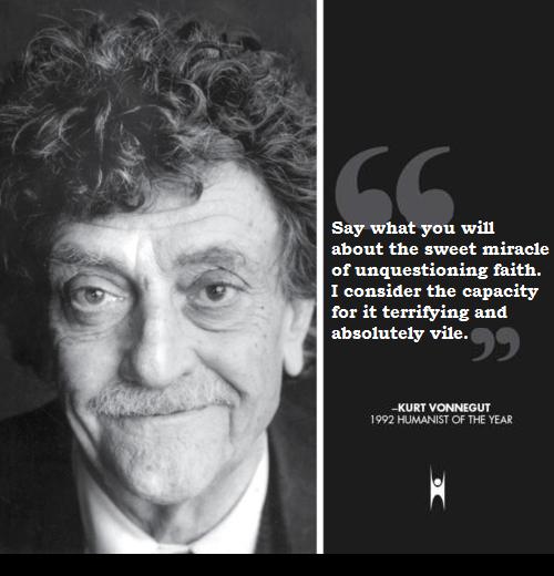 Happy Birthday, Mr. Vonnegut