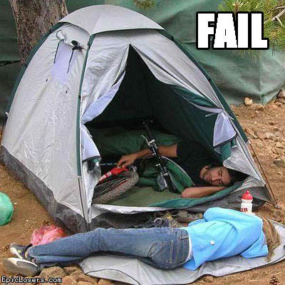 BOYFRIEND FAIL