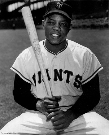 WILLIE MAYS (2) - SML