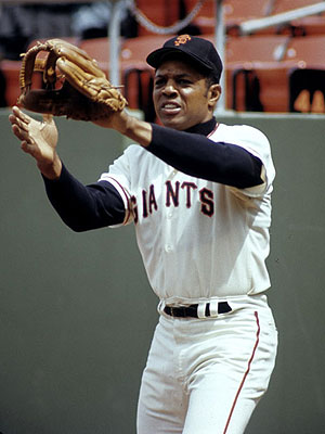 WILLIE MAYS (4)