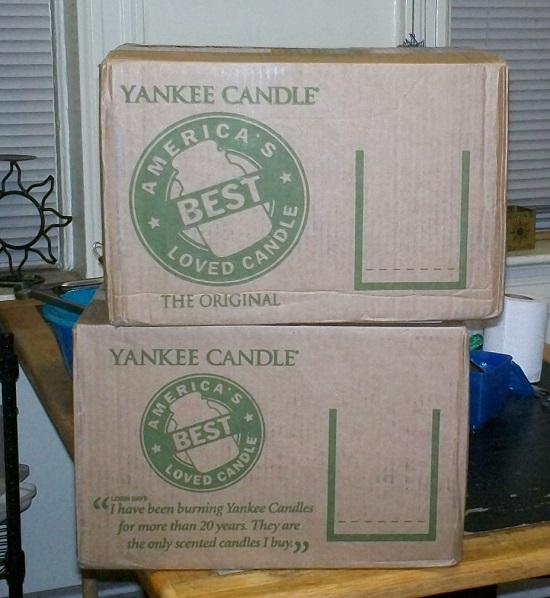 YANKEE CANDLE (5)