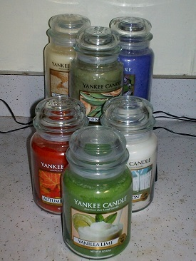 YANKEE CANDLE - VANILLA LIME SET (2) - sml