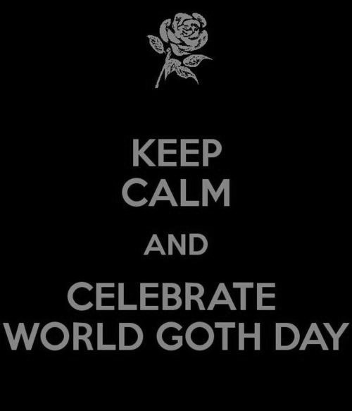 world-goth-day