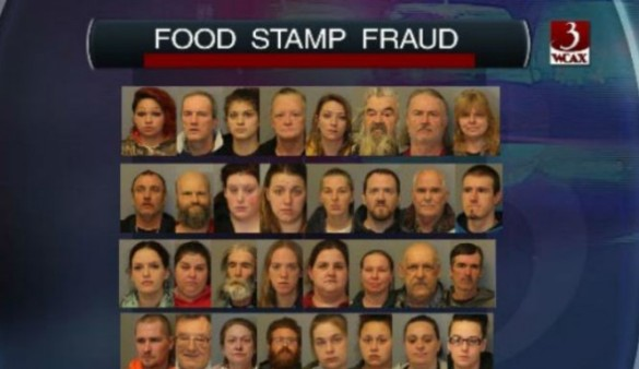 The 30 people arrested in Upstate NY on food stamp fraud (WCAX)
